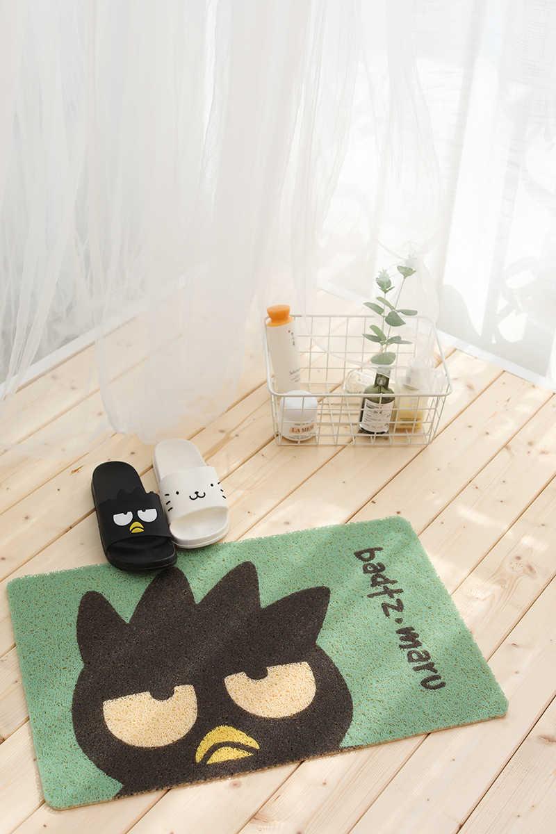 Cartoon nettes Hallo Kitty My Melody Cinnamoroll Pom Pom Purin BADTZ-MARU bad nicht-slip matte Teppich matten für student wohnheim zimmer