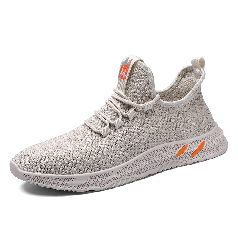 2020 New Fashion Comfortable Breathable Sneakers Men Flat Casual Men Sneakers Flat Light Mens Shoes Soft Zapatillas Hombre