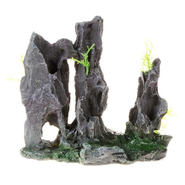 Rock Aquarium Cave Stone Landscaping  1