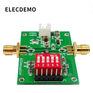 Image 1 - HMC273 Module 5 digit RF attenuator HMC273 0.7 3.8GHz Step 1dB to 31dB Error 0.2dB