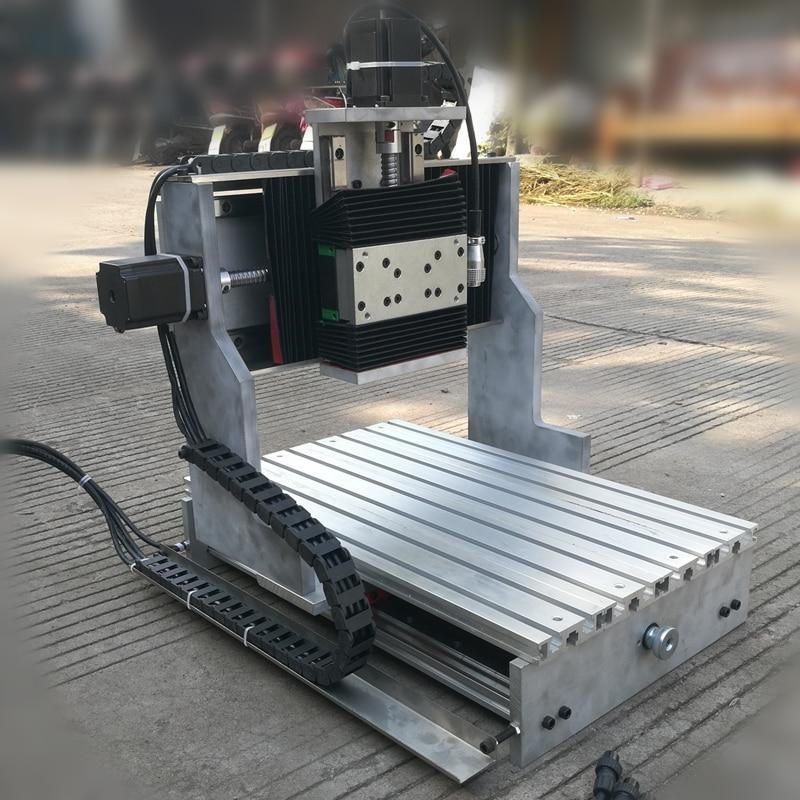 3040 CNC Rahmen 3040L linearführung Rahmen für DIY CNC Gravur Bohren Fräsen Maschine