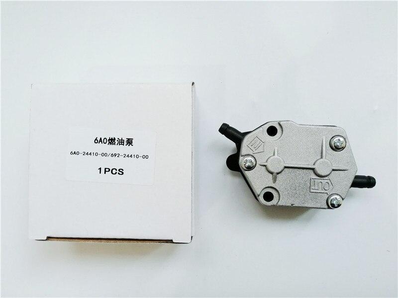 bomba de combustivel para yamaha 25hp 85hp tohatsu suzuki montagem externa de automoveis 692 24410 00