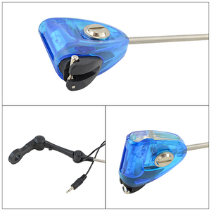 Image 5 - 鯉釣り咬合アラームとイルミネーション led 地域青色鯉釣りアラームセット