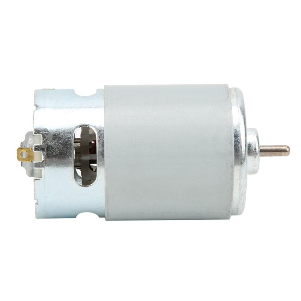 Mini dc motor RS-550 Micro Motor DC 12-24V 5800 rpm For Various Cordless Electric Hand Drill