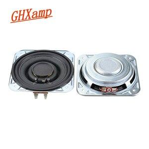 Image 1 - Ghxamp 3 インチ 3OHM 20 用ウーファーフルレンジミッドレンジスピーカー低周波紙ポットネオジム音声コイル大ストローク
