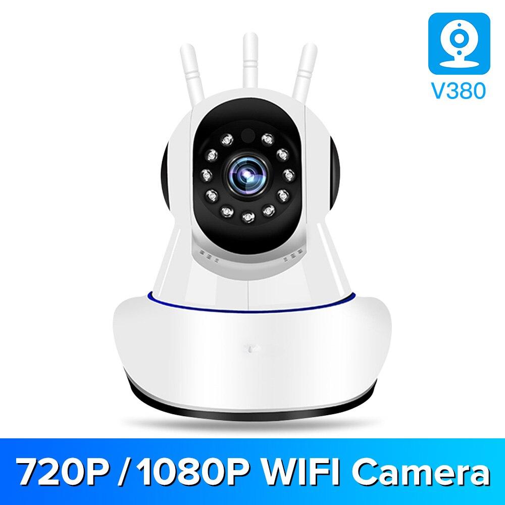 Cámara 1080P inalámbrica 1920*1080 IP Cámara inteligente de vigilancia de seguridad del hogar CCTV red Wifi Cámara V380