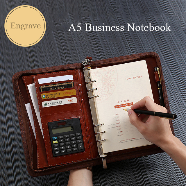 Business Accessories & Gadgets Office Accessories Spiral Notebook Rings