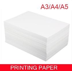 100 шт./Упаковка 70 г копировальная бумага A4, одна посылка, Офисная бумага для печати, весло по дереву 80 г, белая бумага Fcl