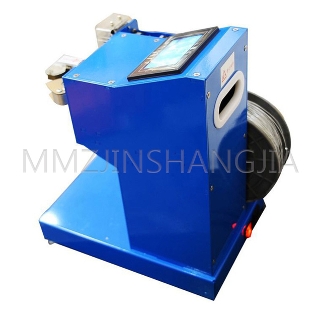 Фото автоматическая машина для завязывания алюминиевой проволоки цена