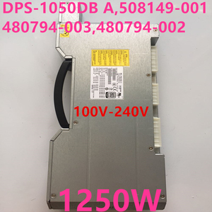 Image 1 - New PSU For HP Z800 1250W Power Supply DPS 1050DB A 508149 001 480794 003 480794 002