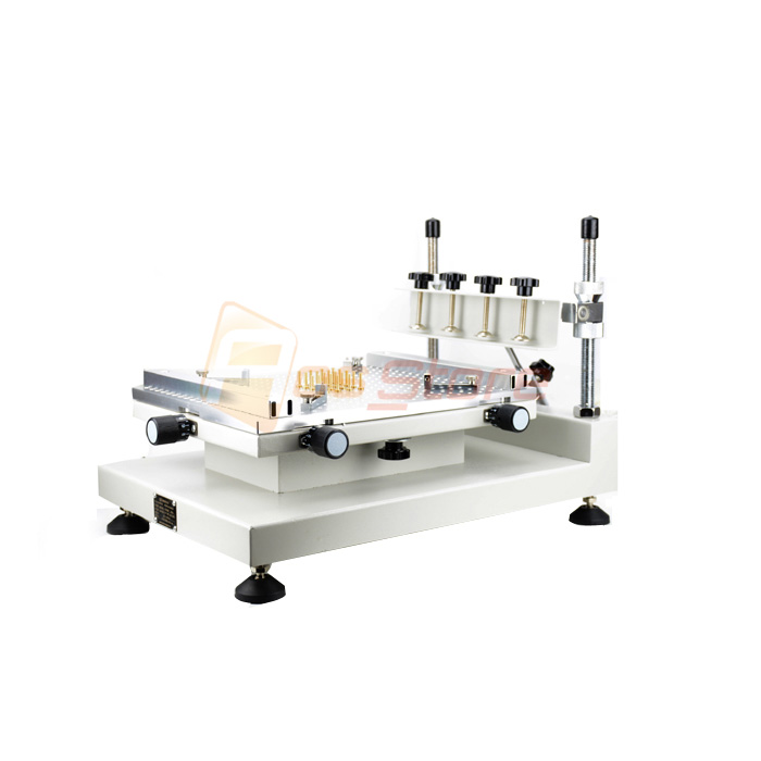 High Precision Manual Screen Stencil Printer 3040 Solder Paste Printing SMT Printer Machine in Tool Parts from Tools