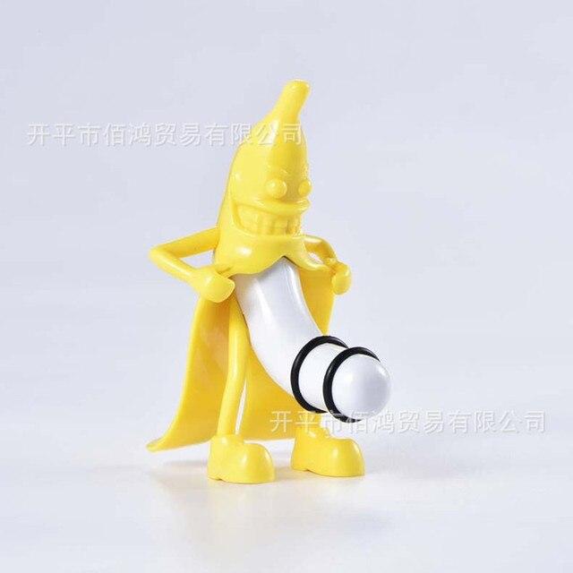 Creative Mr.Banana Wine Bottle Stopper 10
