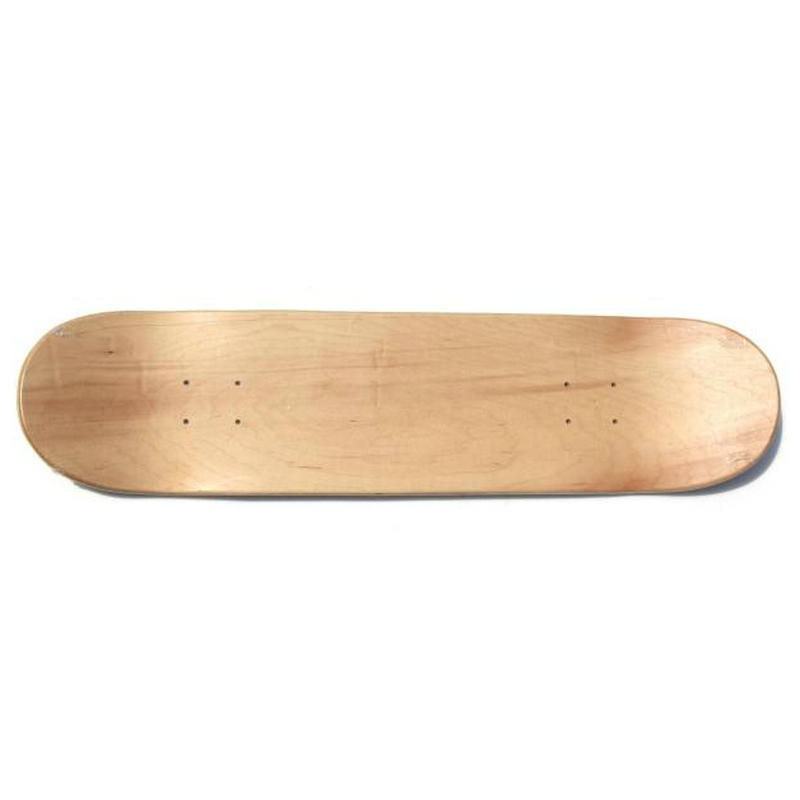 Double Concave Skateboards Maple Blank Skateboard Natural Skate Deck Board Skateboards Deck Wood Maple Longboard DIY Assembly