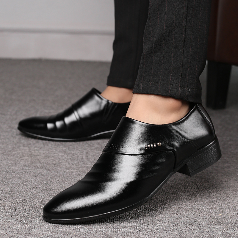 Oxfords Business and Wedding Leather Shoe 15