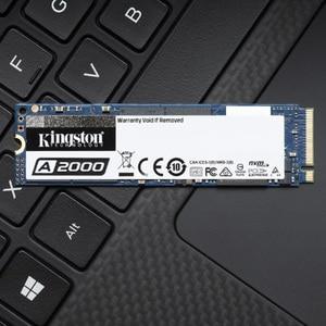Image 2 - קינגסטון A2000 NVMe M.2 2280 SATA SSD 120GB 240GB 480GB 960GB פנימי מצב מוצק כונן קשיח דיסק SFF עבור מחשב נייד Ultrabook
