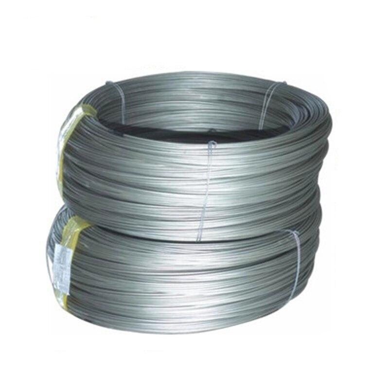 Pure Titanium Rod/wire 99.99% Ti Wire Grade 1 TA1 Diameter 0.05mm To 8mm