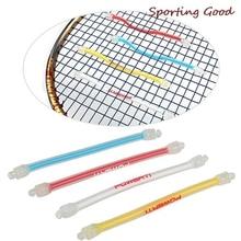 Tennis-Bat Vibration Damper Anti-Slip-Strips Shock-Absorber Absorbing-Shock Silicone