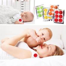 6 Pcs Mosquito Repellent Patch Stiker Anti Nyamuk Repeller Outdoor Bug Serangga Hama Menolak Repeller untuk Anak Bayi Dewasa(China)