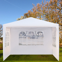 3X9m/3X6m Party Wedding Tent Outdoor Gazebo Heavy Duty Pavilion Event US Warehouse Drop Shipping Available