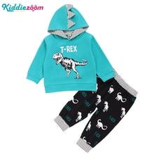 Boys Clothing Bebe Newborn Baby-Girl Hooded Long-Pants Ropa Cartoon Cotton Tops