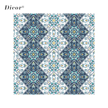 DICOR 200cm New Styles Electrostatic Frosted Stained Glass Window Sticker Church Home Foil Stickers PVC Waterproof Films