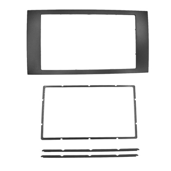 2Din Radio Fascia for FORD Focus Transit 2006 Stereo Car DVD Player Installation Dash Kit Frame Audio Adapter Trim Panel Fascias image