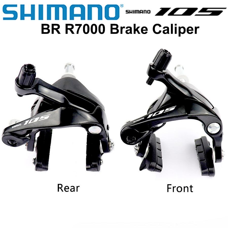 SHIMANO 105 5800 BLACK ROAD BICYCLE BRAKE PADS W// HOLDERS