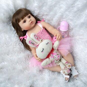 Кукла-младенец KEIUMI 22D104-C302-H149-H07-S31-T23 5