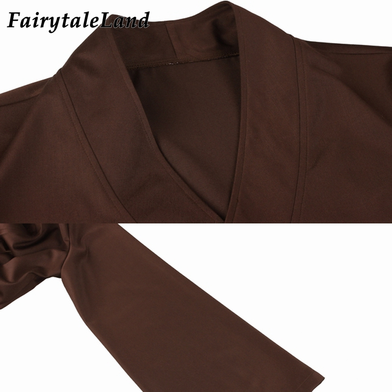 Star Wars Costume Adult Cosplay Anakin Skywalker Outfit Halloween Carnival party costume Jedi Anakin Costume Custom Made