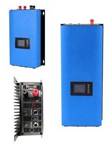 Image 1 - 2000W Grid Tie Solar Inverter mit Limiter für solar panels batterie hause PV auf grid verbunden 2KW