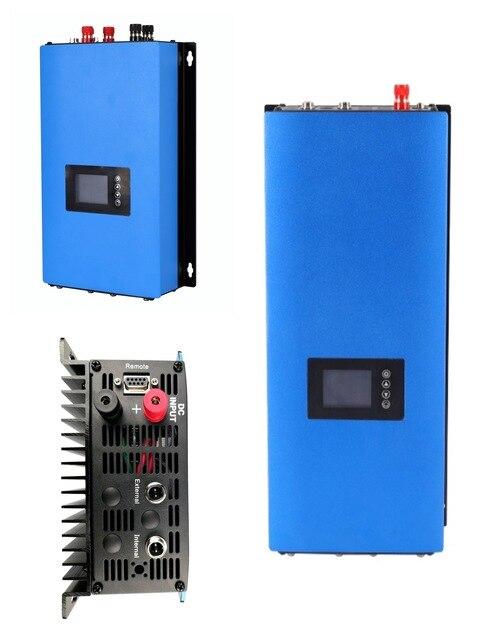 2000W Grid Tie Solar Inverter mit Limiter für solar panels batterie hause PV auf grid verbunden 2KW