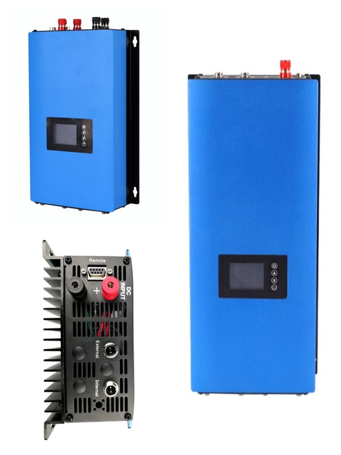 2000W Grid Tie Solar Inverter with Limiter for solar panels battery home PV on grid connected 2KW