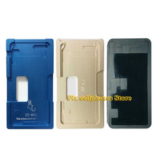 Kính Có Khung Oca Cán Mốc Cao Su Cho IPhonex Xs/Xr/Xsmax Khung Định Vị Khuôn Màn Hình Lcd liên Kết Nhựa