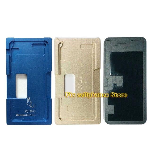 ガラスとフレームocaラミネート金型ゴムマットiphonexためxs/ xr/xsmaxフレームポジショニング型液晶画面アライメント樹脂