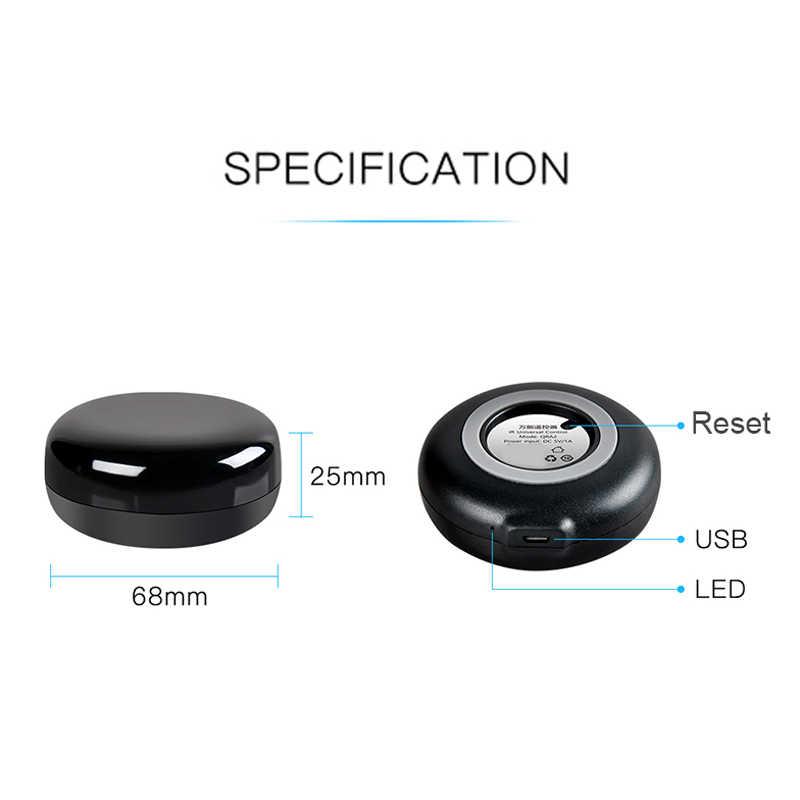 Akses Internet Nirkabel IR Suara Smart Home Remote Control TV AC untuk IOS Android Sistem DQ-Drop