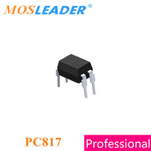 Mosleader PC817 DIP4 1000PCS PC817C Relpace EL817 Made in China Hoge kwaliteit Optocouplers
