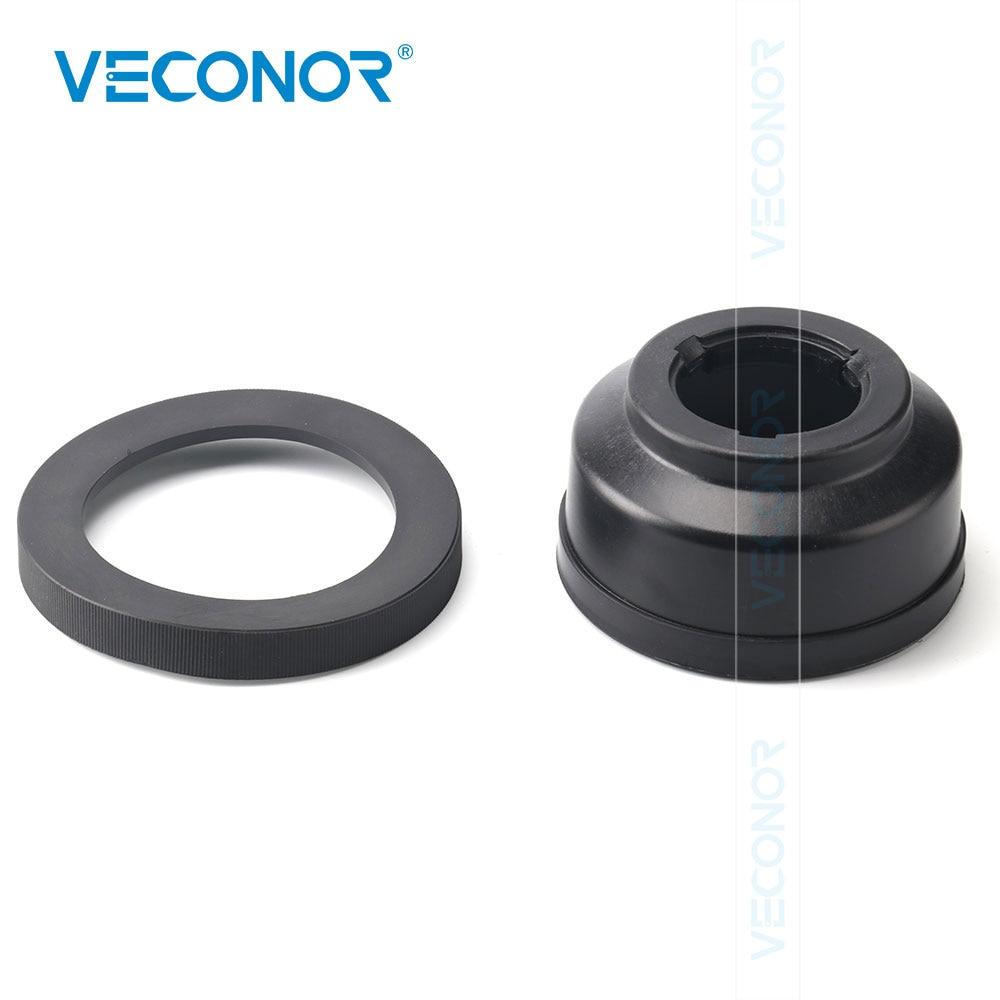 Veconor Pressure Cup Hub Nut Quick Release Nut Rigid Plastic Material For Wheel Balancer Machine