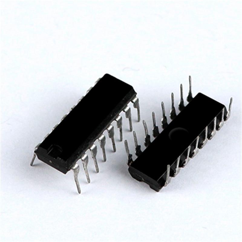 5pcs/lot HD74HC590P SN74HC590N 74HC590 DIP-16