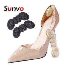 Обувь каблук протектор подкладка для женщин высокие каблуки размер средство для уменьшения клей каблук подкладка захват боль облегчение стопа вставка обувь наклейка подушка