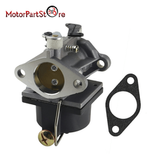 Carb Carburetor For Tecumseh OHV110 OHV115 OHV120 OHV125 OHV130 OHV135 OV358EA 11HP-15HP 640065 640065A Lawn Mower MTD Tractors