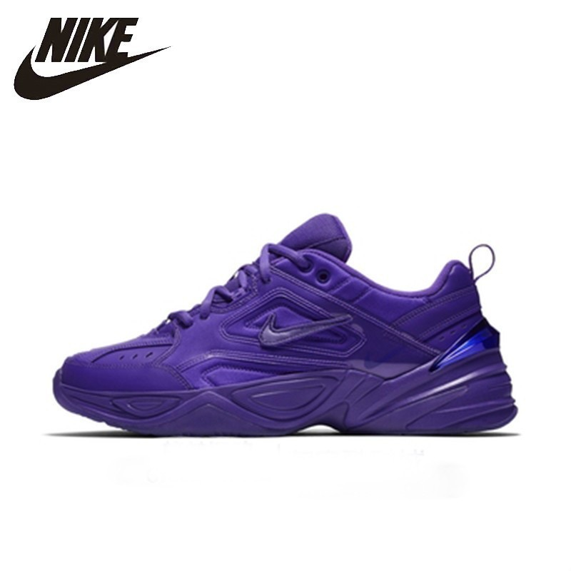 purple shoes mens nike