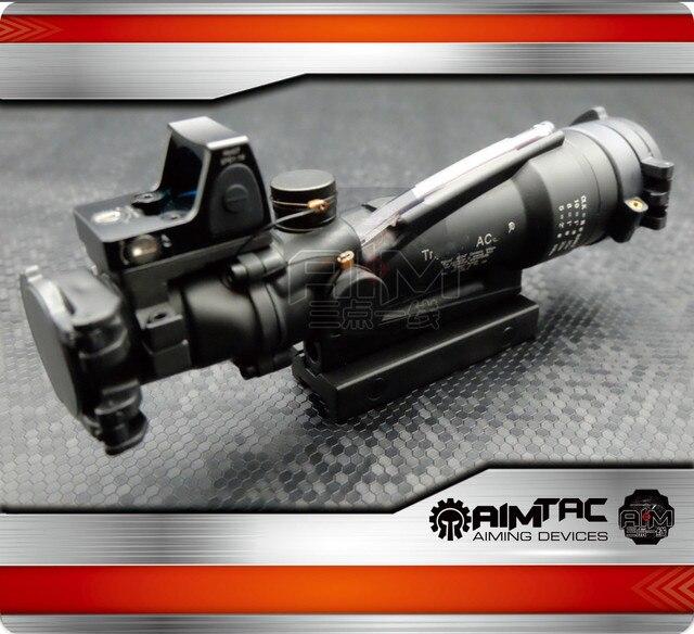 Acog TA11 5X40 BAC Optical Sight Scope 20MM Picatinny Mount 5