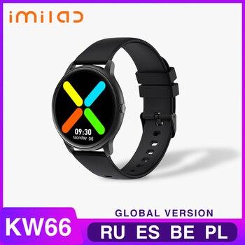 Imilab Smart Watch Bluetooth 5,0 SmartWatch сердечного ритма спортивный фитнес трекер IP68 Smart watch es для мужчин и женщин, спортивный браслет|Смарт-часы|   | АлиЭкспресс