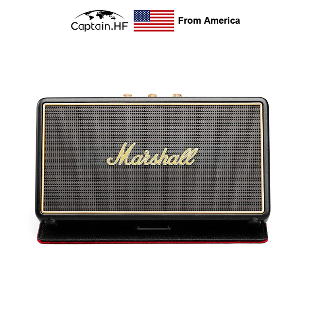 $  US Captain Portable Wireless Audio Bluetooth Speaker Series Stockwell , Play time 25+h , Musical Loudspeaker