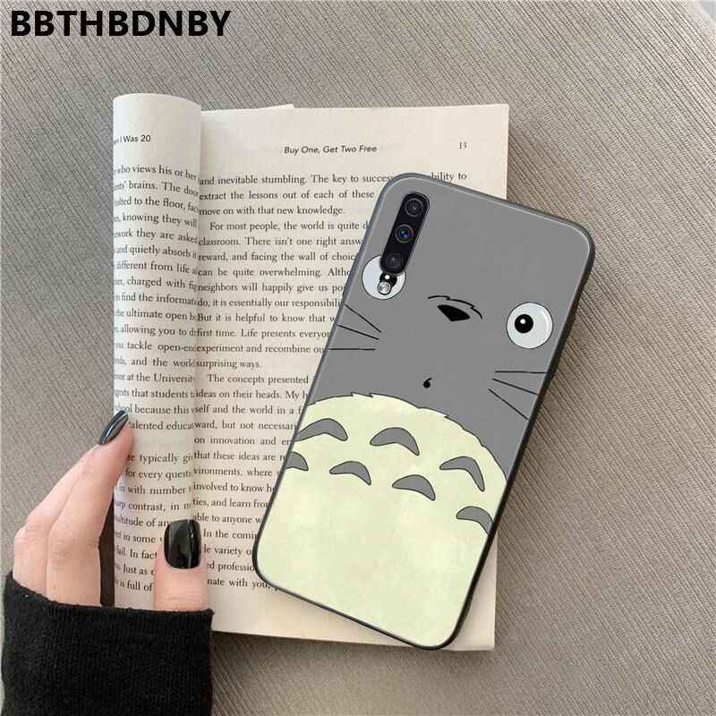 Coque ロングトトロギャラクシー A70 電話保護注 3 4 5 7 8 9 10 プロ a7 2018 A10 A40 A50 A70 J7 2018