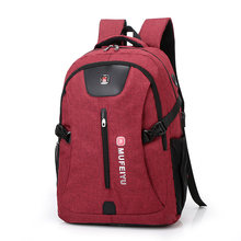 Многофункциональный дорожный рюкзак из ткани «Оксфорд» с usb