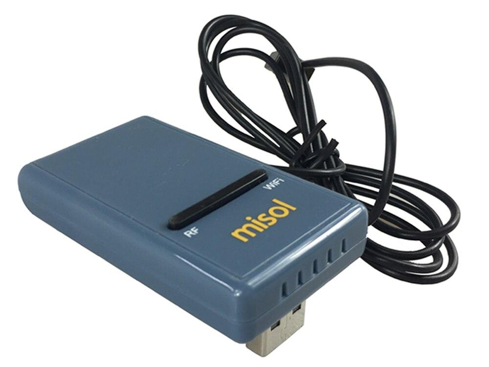 WiFi brána MISOL SmartHub s teplotou, vlhkostí a tlakem - Měřicí přístroje - Fotografie 3