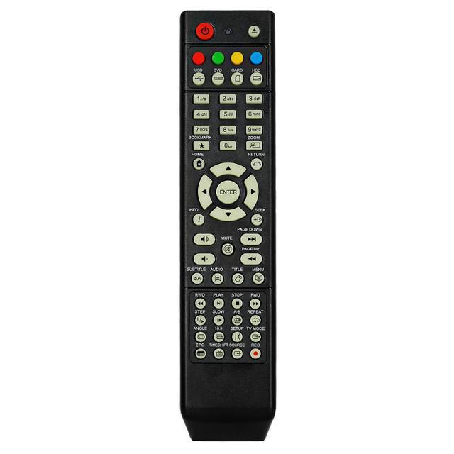 Nieuwe Afstandsbediening Voor Hdium Himedia HD300A HD500B T HD600AB HD900B Speler Controller
