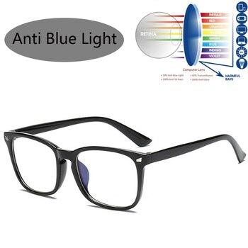 Gafas de ordenador antirayos azules para mujer, gafas de Gaming con revestimiento de luz azul Unisex, gafas bloqueadoras de luz perjudicial