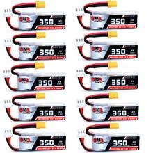 1/2/5/10 шт Gaoneng GNB 2S 7,6 mAh 350 V HV 4,35 V 50C/100C Lipo XT30 батарея для ETAFPV Beta75X 2S Beta65X 2S Whoop крошечные дроны